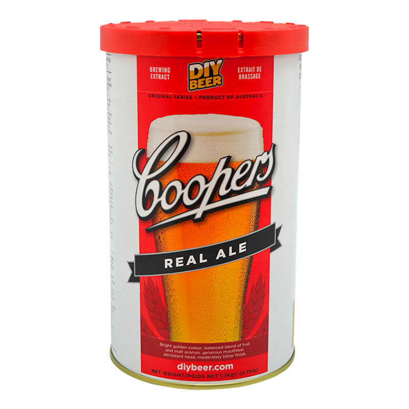 Coopers Ölsats Real Ale