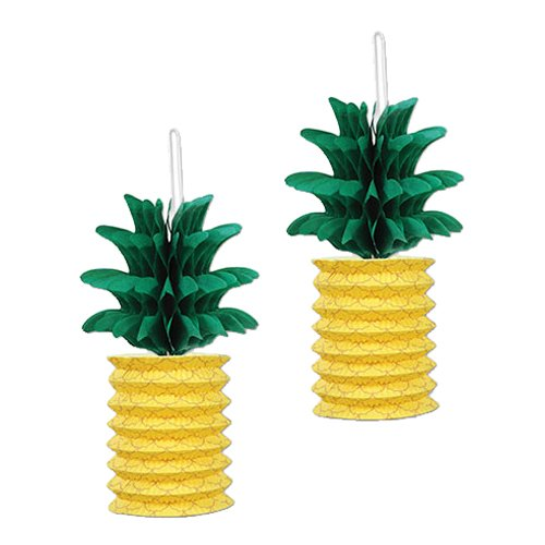 Papperslyktor Ananas