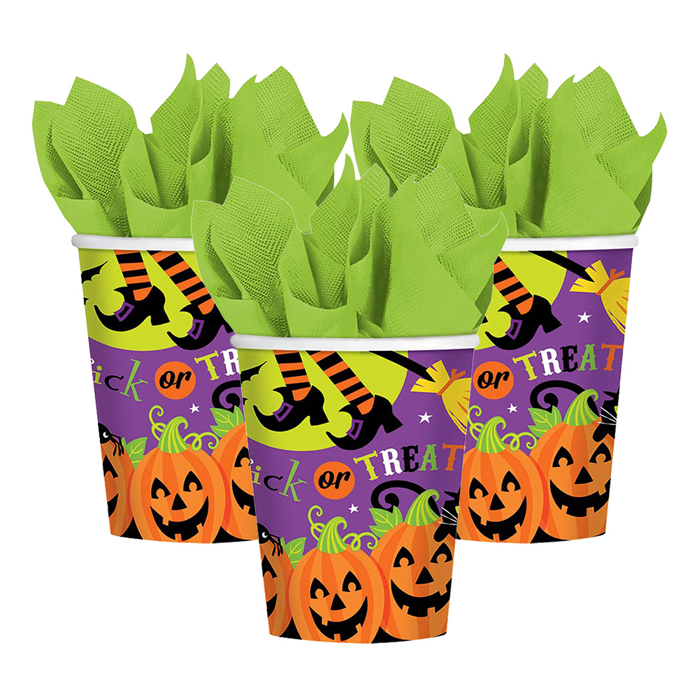 Pappersmuggar Trick or Treat